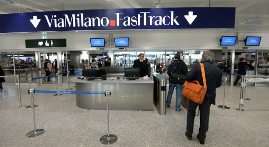Official Website Of Milan Malpensa Airport Flights Parking And Services