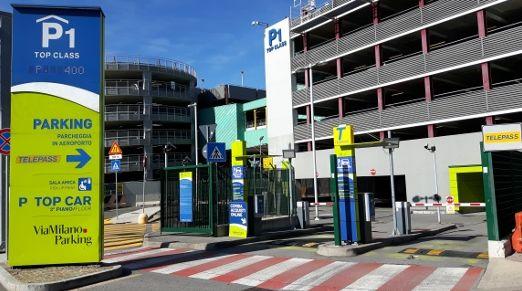 Parcheggio all'aeroporto di Milano Malpensa, parcheggi low ...