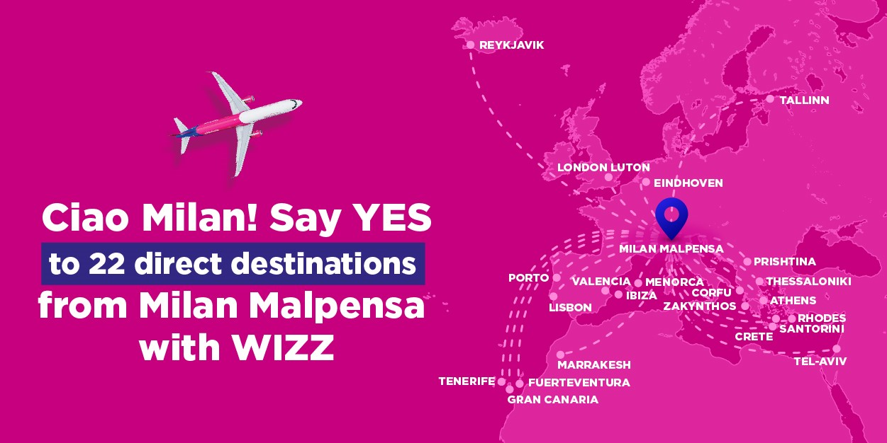 Discover The Summer Promotion Of Wizz Air