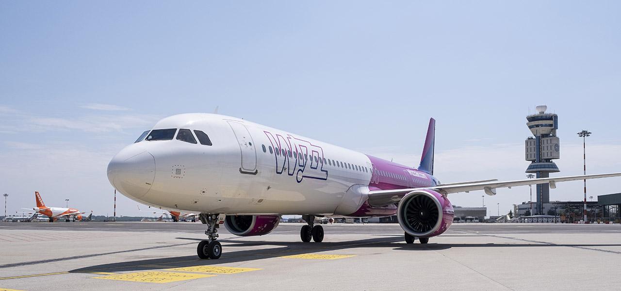 Wizz Air Announces A New Base In Milan Malpensa